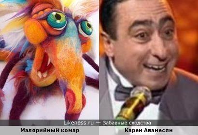 Комарик Карен