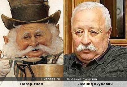 Аппетитное сходство