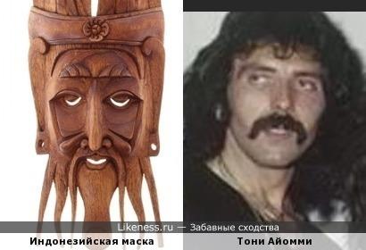 Идолы деревянные и металлические