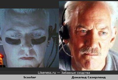 """Можно представить """"Scooter""""а в старости...."""
