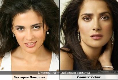 Эти актрисы очень похожи!