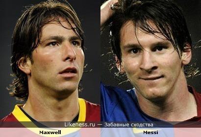Футболисты из Барселоны похожи!