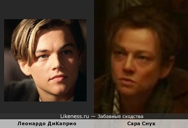 """Сара Снук в фильме """"Патруль времени"""