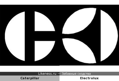 Caterpillar vs Electrolux