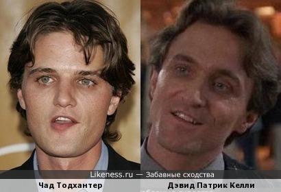 Чад Тодхантер и Дэвид Патрик Келли