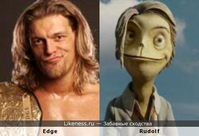 Edge — Rudolf