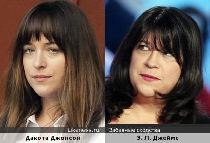 """Дакота Джонсон в фильме """"50 оттенков серого"""