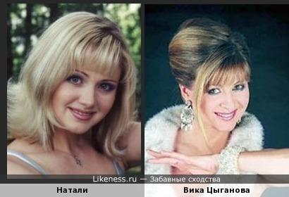 Русские блондинки