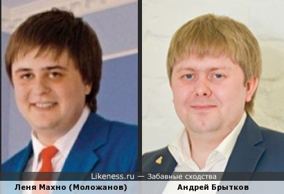 Малоизвестные люди)))