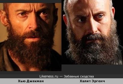 Симпатишные бородачи)))