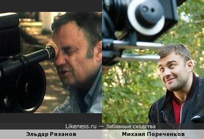 И как же Рязанов снимал свои гениальные фильмы?...