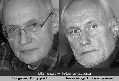 Сценарист «Шерлока Холмса» Владимир Валуцкий и Александр Пороховщиков