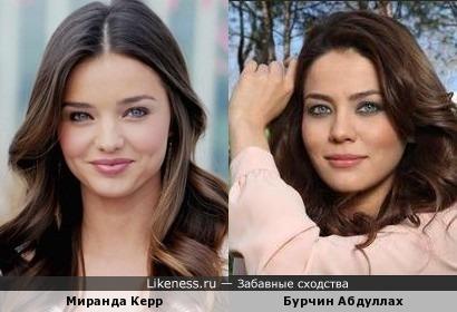 Миранда Керр и Бурчин Абдуллах