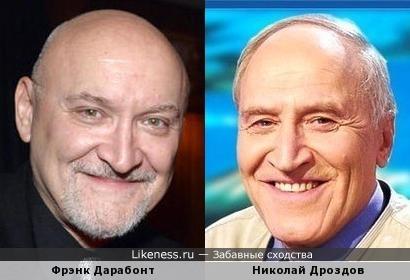 Фрэнк Дарабонт и Николай Дроздов