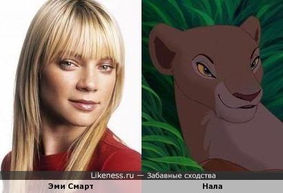 """Нала из """"Короля Льва"""