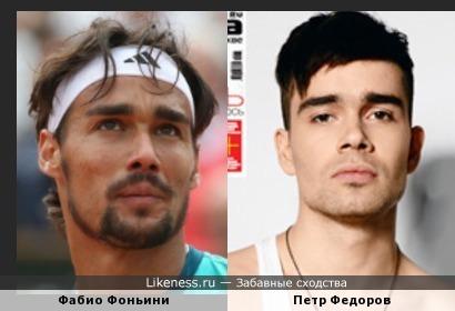 Фоньини и Фёдоров похожи