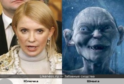 Тимошенко и Голый