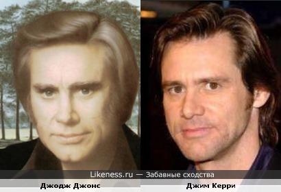 Впервые чисто случайно обнаружил человека,который реально похож на Джима!