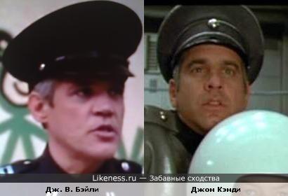 Эти старые актёры немного похожи!
