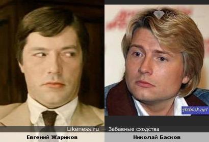 Молодой Евгений Жариков напомнил Николая Баскова