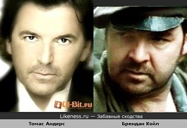 Томас Андерс и Брендан Койл