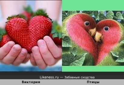 Сердечки:банально,но красиво...