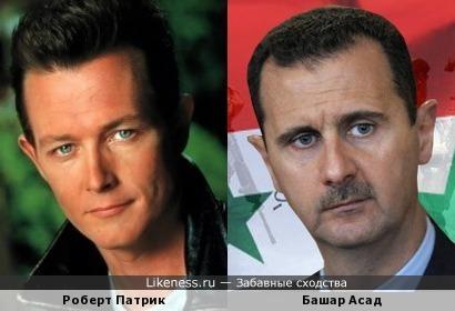 Актер и политик, уши и прическа.