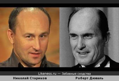 На этом фото Николай стариков напоминает Роберта Дюваля