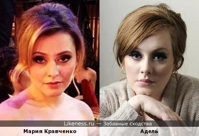 Адель и Мария Кравченко