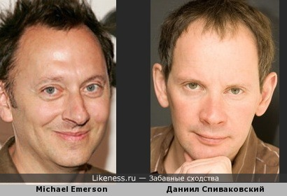 Michael Emerson vs Даниил Спиваковский