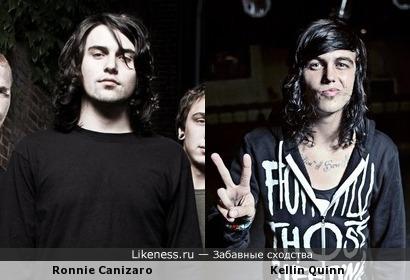Ronnie Canizaro и Kellin Quinn