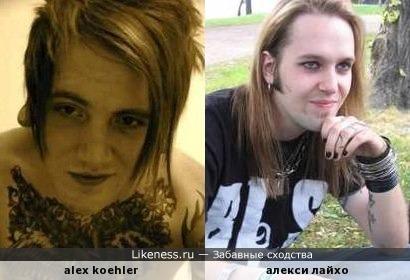 alex koehler и алекси лайхо