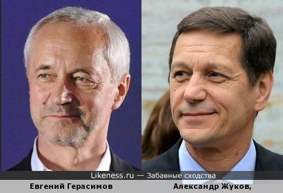 Герасимов и Жуков