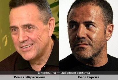 Ренат Ибрагимов и Хосе Гарсия