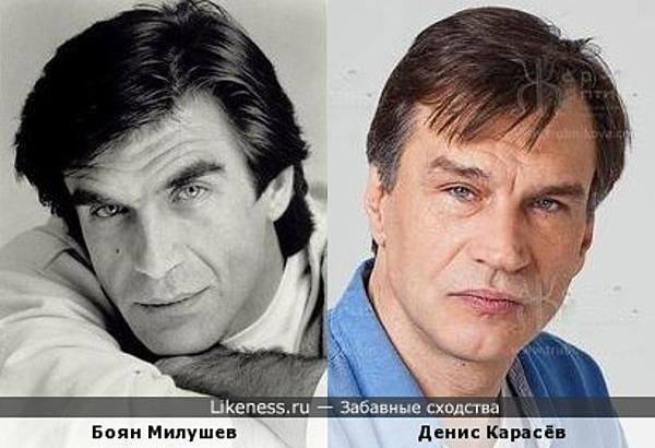 Боян Милушев и Денис Карасёв,