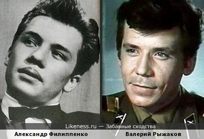 Александр Филиппенко на этом фото похож на Валерия Рыжакова