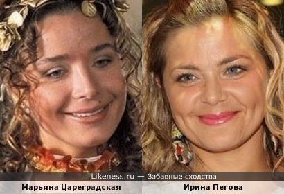 Марьяна и Ирина