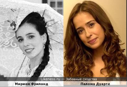 Бразильские актрисы чем-то похожи друг на друга
