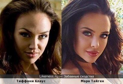 Кажется двойники Анджелины Джоли даже больше друг на друга похожи,чем на саму Анджелину))).