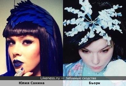 """Юлия Санина из группы """"The Hardkiss"""