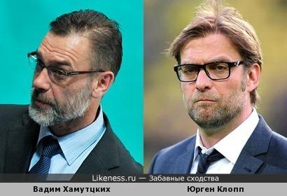 Тренер волейболистов похож на тренера футболистов