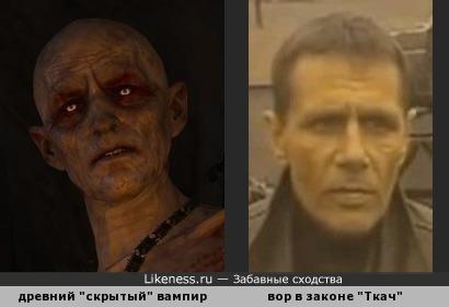 """персонаж из игры """"Ведьмак 3"""