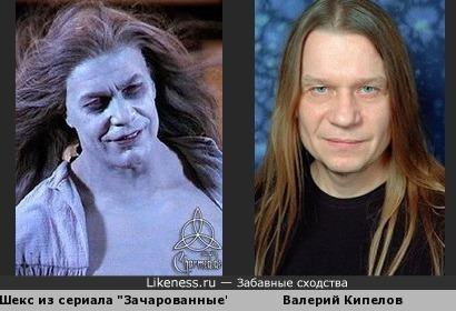 """демон Шекс из """"Зачарованных"""