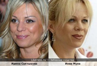 Русская поп-дива и оперная дива русских корней