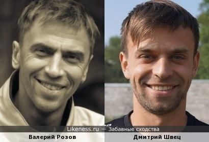 Бейсджампер Розов и футболист Швец