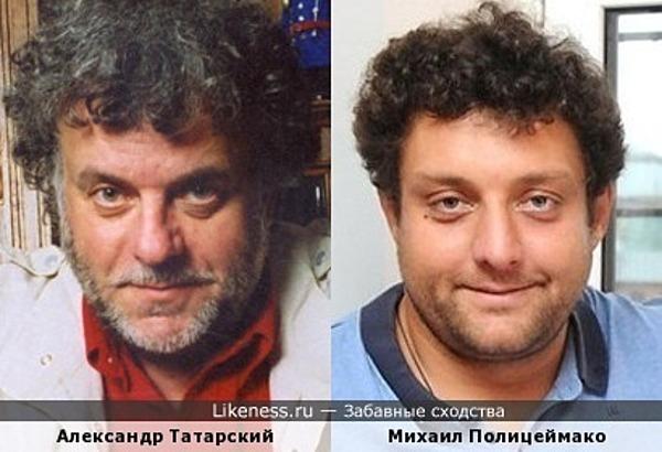 Мультипликатор Татарский и актер Полицеймако