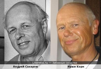 Такие разные, чем-то они похожи: ссыльный советский академик и чешский эстрадный певец
