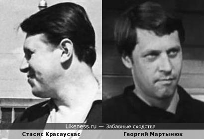 Увидев на этом фото известнейшего литовского графика, подумала, что это популярнейший следователь советских детективных сериалов