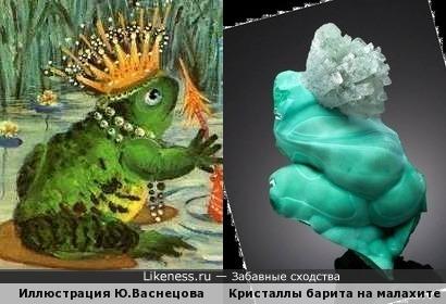 Выбирайте Царевну-Лягушку
