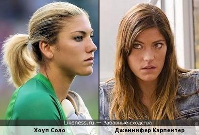 Футболистка vs Дебра Морган